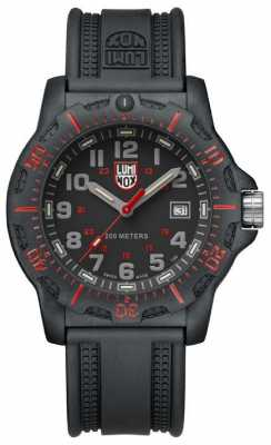 Luminox Black Ops 8880 Series Grey Dial PU Black Strap XL.8895