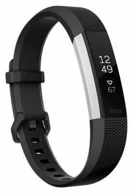 Fitbit ALTA HR - Black, Small FB408SBKS-EU