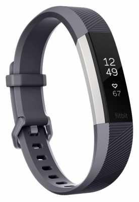Fitbit ALTA HR - Grey, Small FB408SGYS-EU