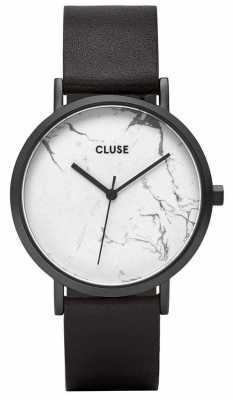CLUSE La Roche Black Case Marble Dial/black Strap CL40002