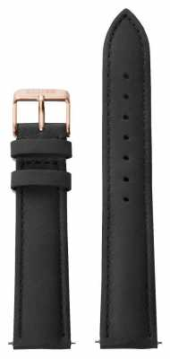 CLUSE La Boheme Rose Gold Buckle/black Strap 18mm CLS001