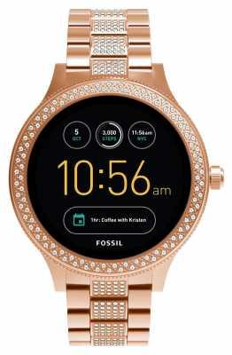 Fossil Womans Q Venture Smartwatch FTW6008