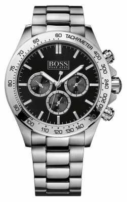 Hugo Boss Ikon Chronograph stainless steel 1512965