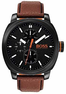Hugo Boss Orange Mens Capetown Watch Black Dial 1550028