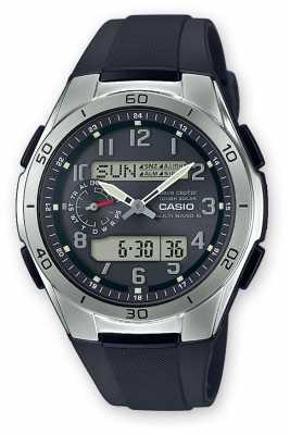 Casio Mens Waveceptor Solar Powered Watch WVA-M650-1A2ER