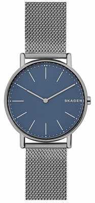 Skagen Mens Signatur Steel Mesh Bracelet SKW6420