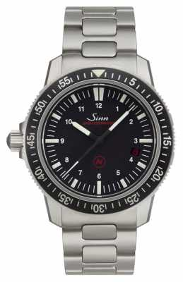 Sinn EZM 3 Mission Timer Anti-mag Stainless Steel Diver Extension 603.010