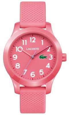 Lacoste Kids 12.12 Watch Pink 2030006