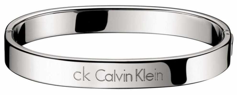 Calvin Klein Stainless Steel Hook Bangle KJ06CB01010M