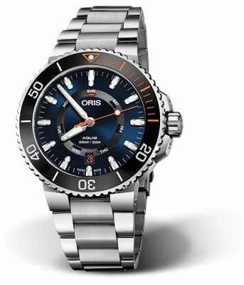 Oris Staghorn Restoration Limited Edition Steel Bracelet 01 735 7734 4185-SET MB