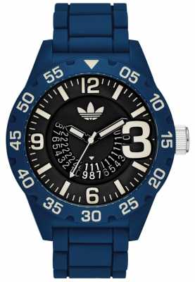 adidas Originals Mens Newburgh Watch Blue ADH3141