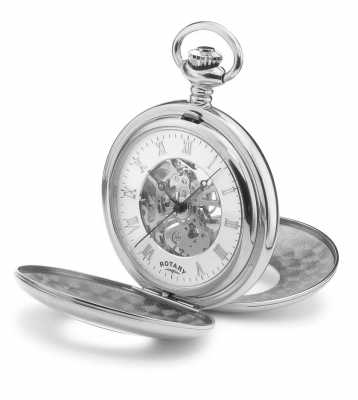 Rotary Mens Pocket Watch MP00712/01