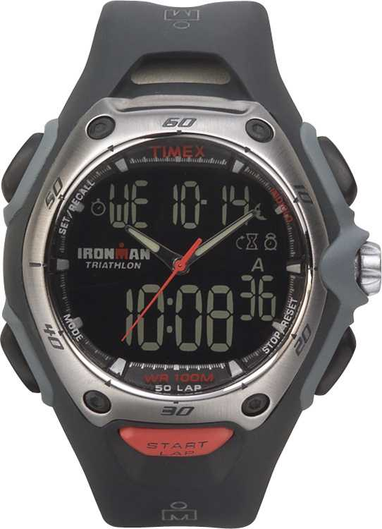 Timex Ironman 50 Lap Watch Instructions