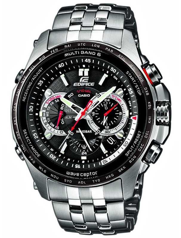 casio edifice wave ceptor watch eqw m710db 1a1er casio eqw m710db 1a1er