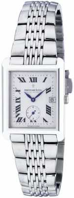 Dreyfuss Womens Silver Steel Bracelet Watch DLB00007/21