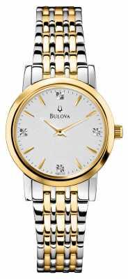 Bulova Womens Diamond 98P115