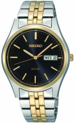 Seiko Solar Powered SNE034P1