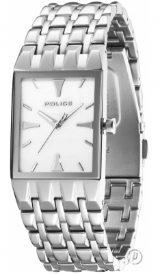 Police Engage Womens' Stainless Steel Watch 12743LS/28M