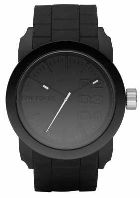 Diesel Mens Black Dial Strap Watch DZ1437