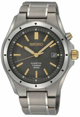 Seiko Mens Titanium Kinetic SKA495P1