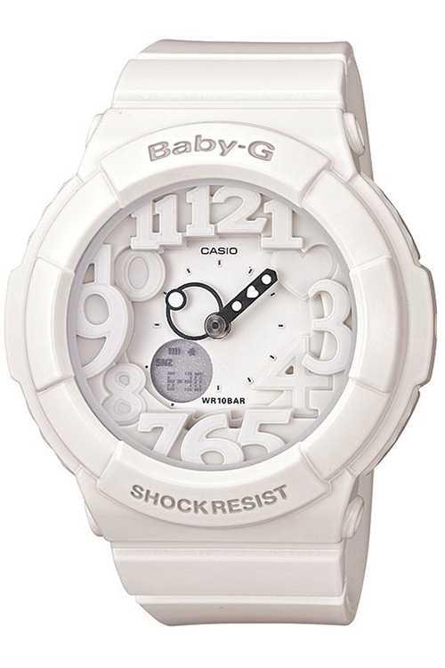 casio baby g womens chronograph bga 131 7ber